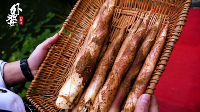 笋的做法,吃笋的季节到了,来点新鲜的做法,这4道笋美食你都吃过吗?