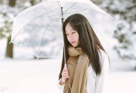 四行的诗,思念的雪(四行诗)