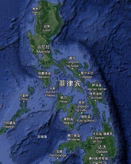 菲律宾简介,东南亚千岛之国――菲律宾