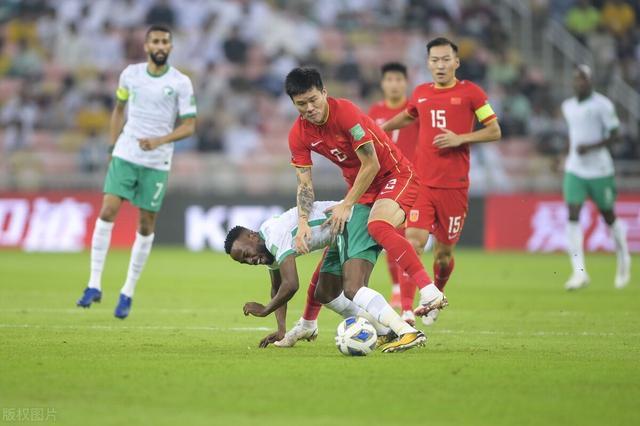 洛国富道歉:我将扳平的机会错过了 吴曦进球却遗憾国足未能拿分 全球新闻风头榜 第3张