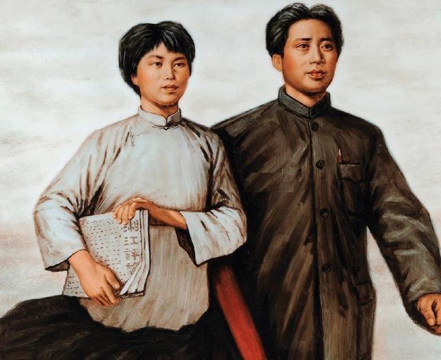毛泽东简介,杨开慧有多爱毛泽东?情书藏墙缝52年,可惜发现时润之已逝6年