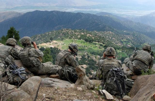 美高官说出了美军撤离阿富汗的真正目的:与中国有关 全球新闻风头榜 第3张