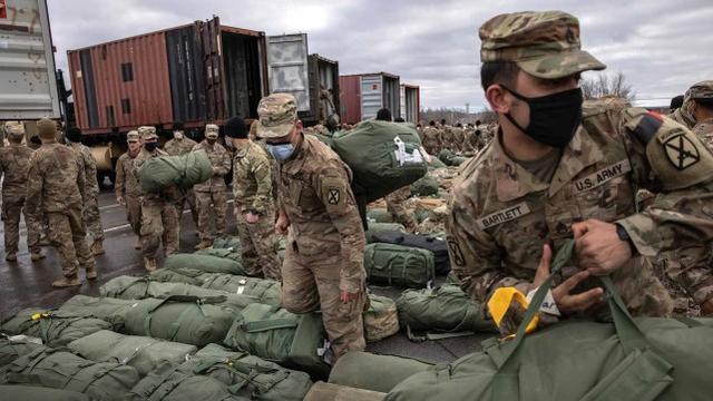 美高官说出了美军撤离阿富汗的真正目的:与中国有关 全球新闻风头榜 第1张
