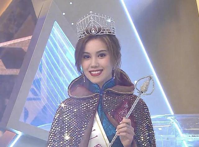 2021香港小姐前三诞生,混血美女夺冠,她妈妈竟是选美亚军 全球新闻风头榜 第2张