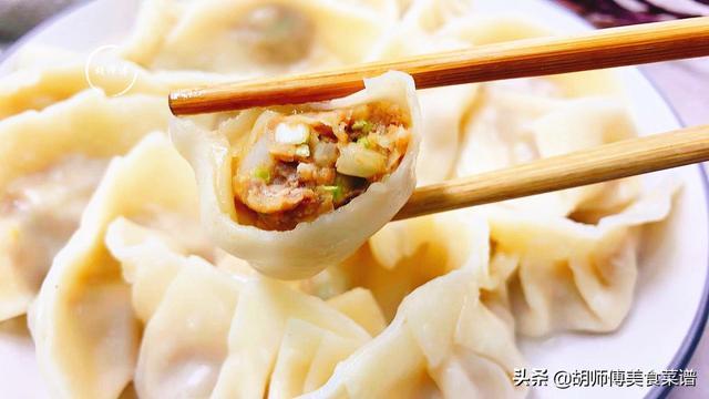 白菜肉的做法,拌白菜肉馅时,最忌用盐杀白菜!学会饭店的做法,猪肉鲜香白菜嫩