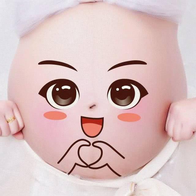 """对孕妇的祝福语,""""孕期长了肚子却小了"""",准妈妈的这些担忧,你经历过吗"""
