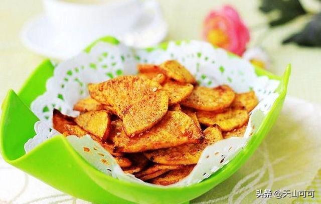 地瓜的做法,吃红薯的季节,不要错过这6种做法,简单好吃,学会不用买零食了