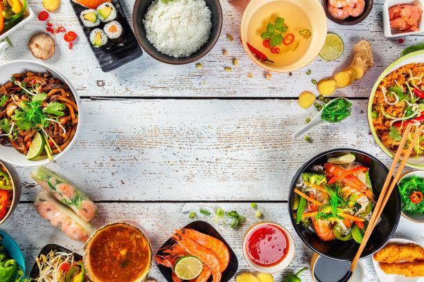 哪里有美食,国内美食街大盘点!不仅有着最正宗的味道,而且超级经济实惠