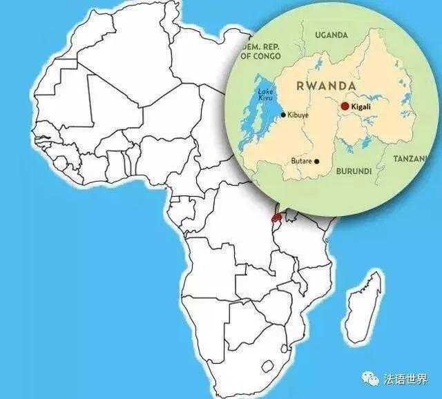 非洲有哪些国家,与我国合作,发展最快的非洲国家:卢旺达!非洲领头羊