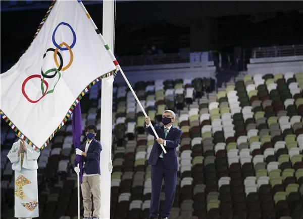 国旗的意义,瀛奥运|奥运会回眸·意义篇:奥运将世界重新联接