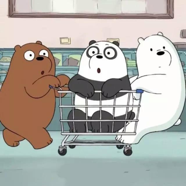 动画片 熊,《咱们裸熊》小众而又神奇的搞笑番