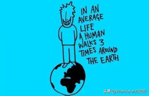 奇妙漫画,十个冷知识小漫画,告诉你世界真奇妙