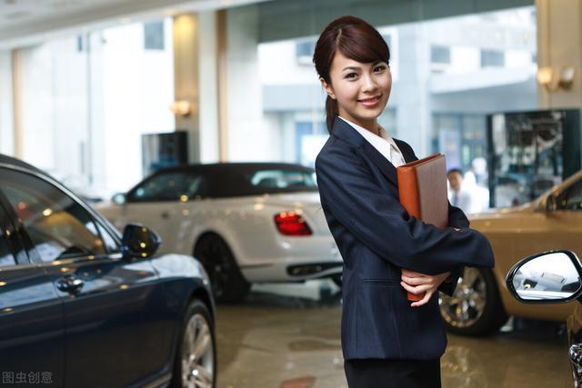 营销的工资,我,汽车女销售,月薪过万,告诉你1个月卖10台车能赚多少工资