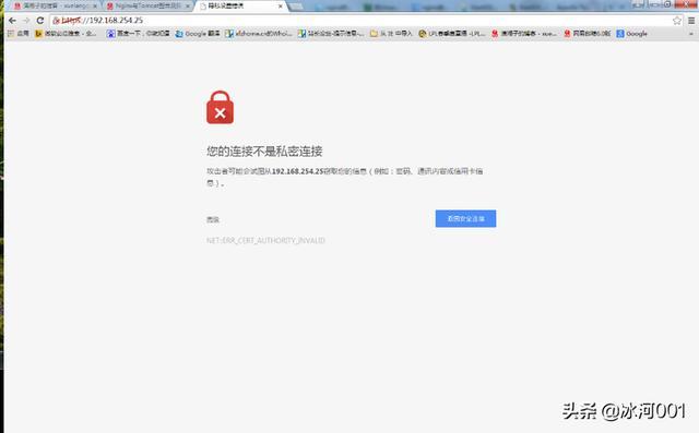 在线网页代理,如何使用自签CA配置HTTPS加密反向代理?看了这篇我会了