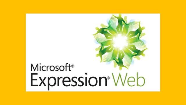 网页设计软件,微软网页设计工具Expression Web快速入门