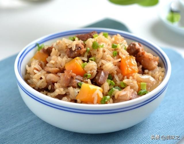焖饭的做法,焖饭的15种做法,饭菜一锅焖营养好吃,懒人的快手餐
