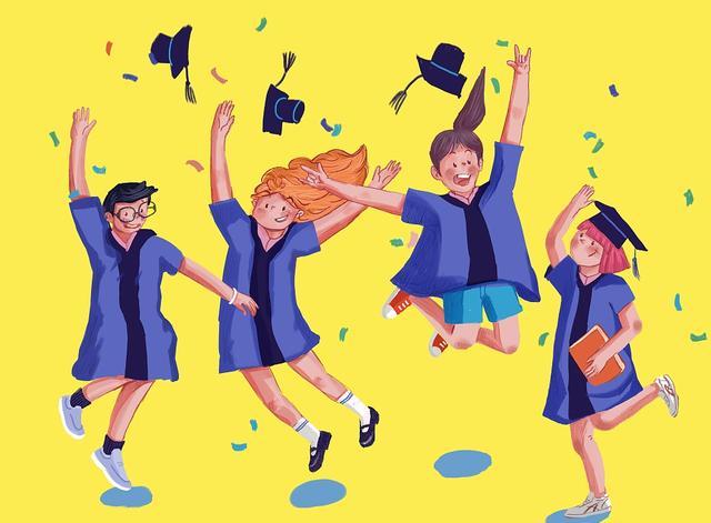幼儿园孩子毕业祝福语,有哪些惊艳你的毕业祝福语?