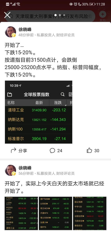 徐晓峰老先生你的股票基金赚过钱吗?水准很差了吧!