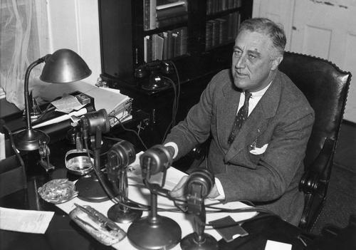 微笑的名人名言,富兰克林·罗斯福的30则经典语录