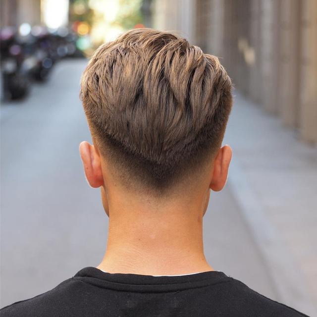 男人图片,越剪越时髦的男生发型12款,不管长短都帅气,干净显精神
