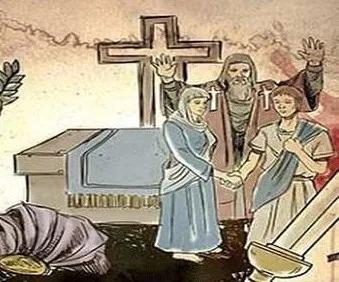 2月14日是什么节日,情人节来源于一个悲剧故事原本是一个宗教节日