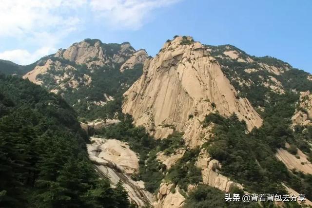 山东旅游景点,山东省十大名山,分别位于这些城市,攀登过七座,旅游达人就是你