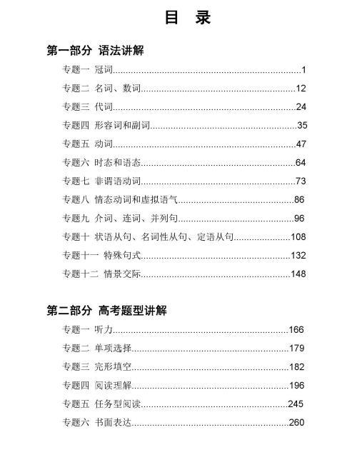 高中英语314页学霸手写笔记,全是考试重点!(可下载打印)