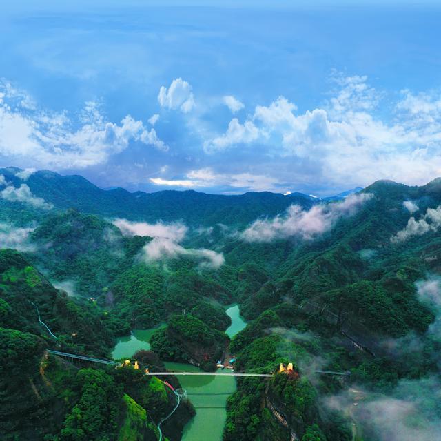 风景区,江西省丨新的6大省级生态旅游示范区 你都去过吗?