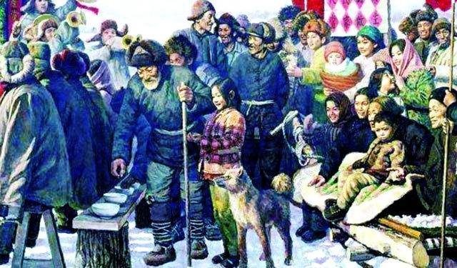豆的寓意,历史趣闻之一个豆子带来的民主