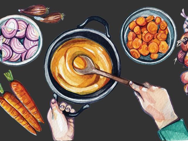 怎么做泥,7款蔬菜泥制作技巧,助你烹出更多新意与美味