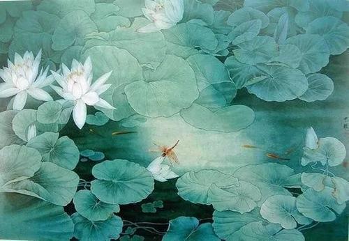 """江南古诗,""""莲叶何田田""""——从《汉乐府·江南》看两汉诗歌的发展演变"""
