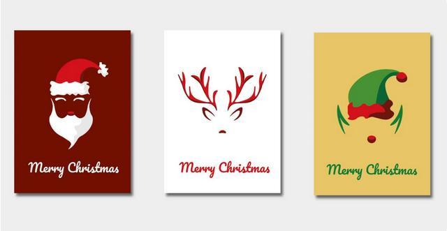 节日贺卡,「贺卡设计」你正在找的圣诞节节日贺卡,都在这里呢