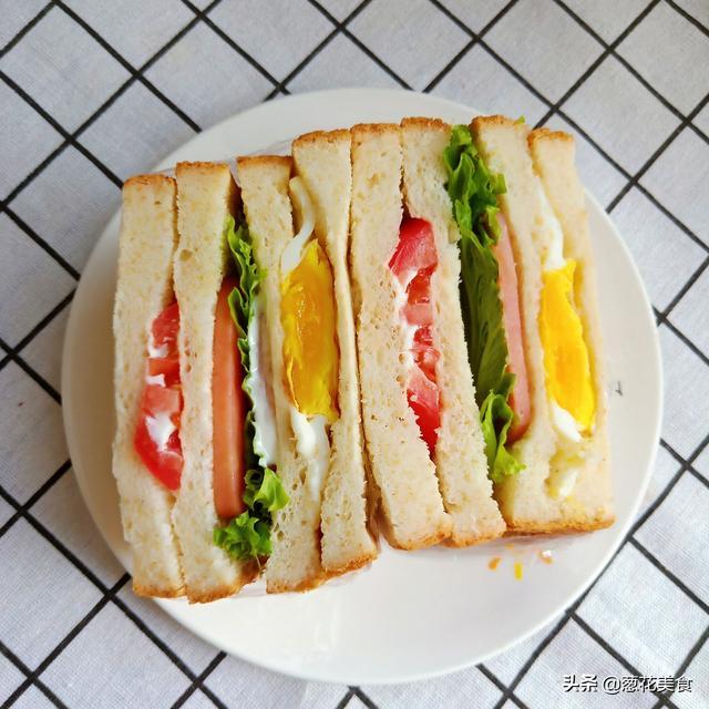 怎么做三明治,三明治的做法步骤