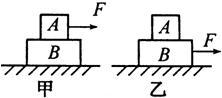 中考物理摩擦力专题(附答案)