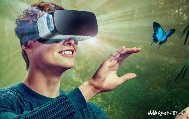 vr的世界,虚拟现实:走进VR眼镜的世界!