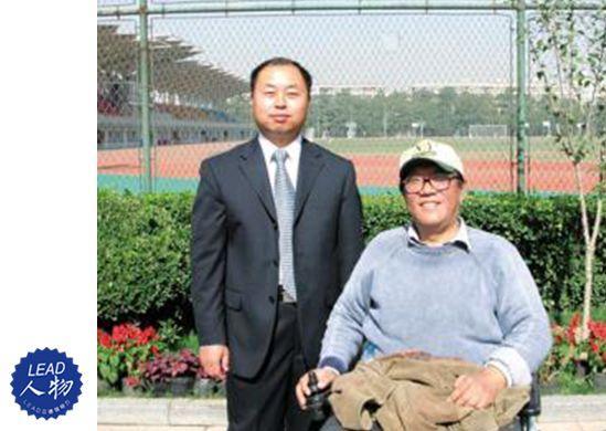 史铁生简介,LEAD 立德人物中国作家史铁生,一座文学的高峰,一个生命的奇迹