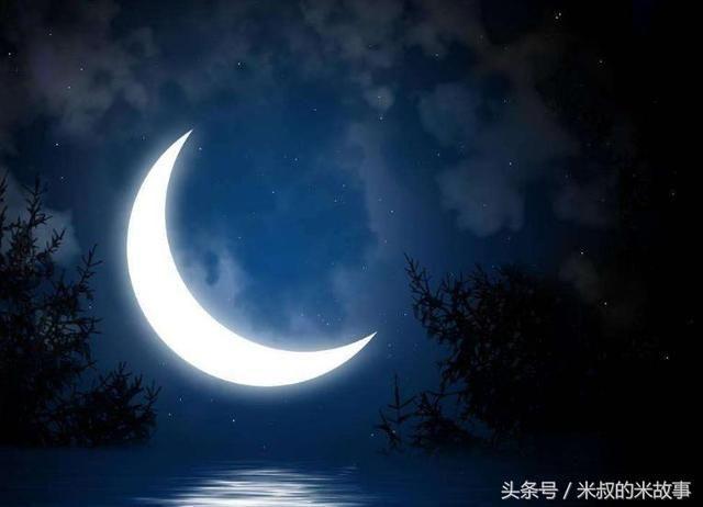 描写月亮的现代诗,现代诗歌《月亮》