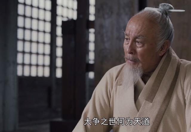 荀子简介,《大秦赋》之荀子:战国最后的宗师,儒家的另类,帝王术的导师