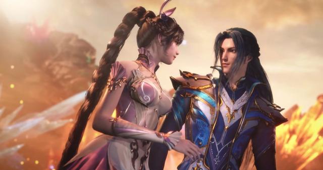 罗的意义,斗罗大陆:唐三和小舞的订婚仪式完成,剑斗罗压制史莱克六怪