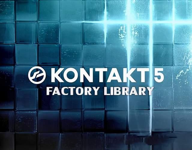 [Kontakt5原厂综合音色库]Native Instruments Kontakt 5 Factory Library v1.3.0 [WiN, MacOSX](23.26Gb)