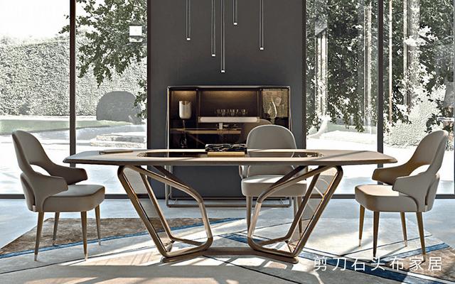 意大利進口家具Turri,展現意式美學與東方魅力