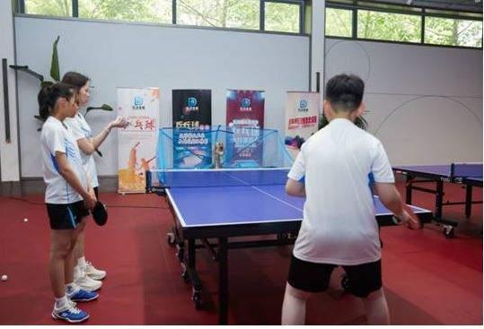 乒乓培训〝新育苗计划〞以孩子为出发点的教育训练课程
