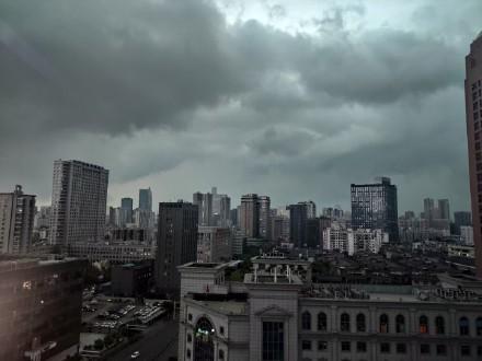 武漢暴雨現狀最新實拍 武漢暴雨最新通報