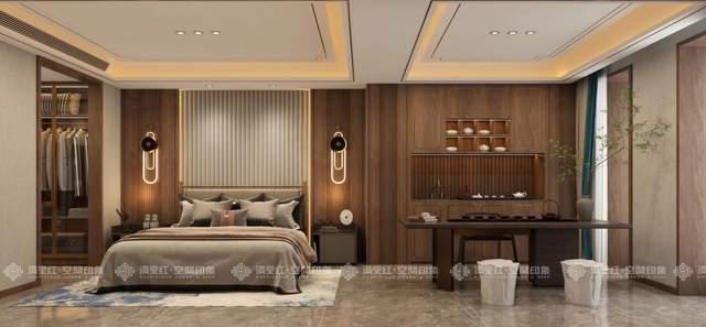 金盛园新中式茶室