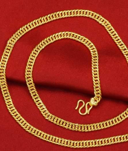 黄金项链要怎么清洗才能变得更亮更干净?