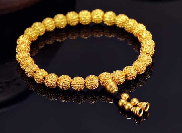 黄金手链多少钱一条