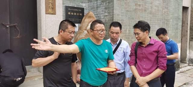曾祥裕风水团队为各地兴建宗祠提供风水服务
