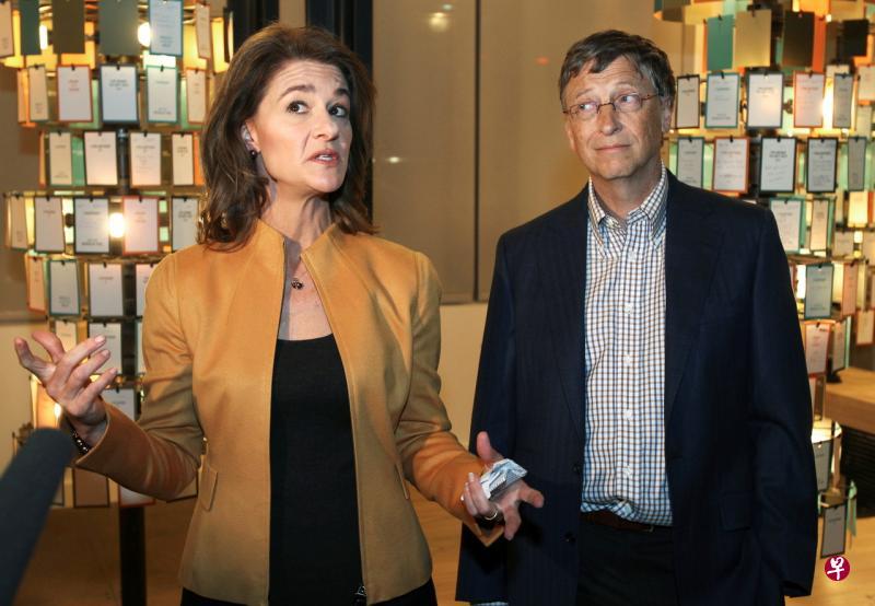 曝盖茨夫妇2019年已开始酝酿离婚 盖茨跟爱泼斯坦亲密的关系激怒了梅琳