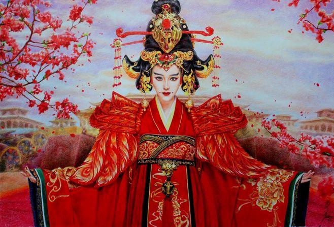 武则天是如何一步步上位当上女皇帝的?