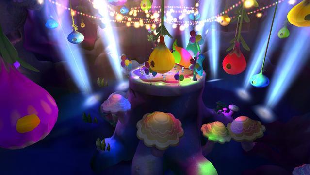 为了这群子夜DJ 老夫可是操碎了心:《魔发精灵: 派对之森》
